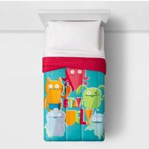 Ugly Dolls Bedding Set